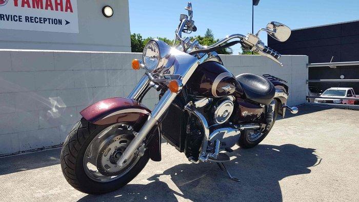 2005 Kawasaki VULCAN 1600 CLASSIC (VN1600) BROWN