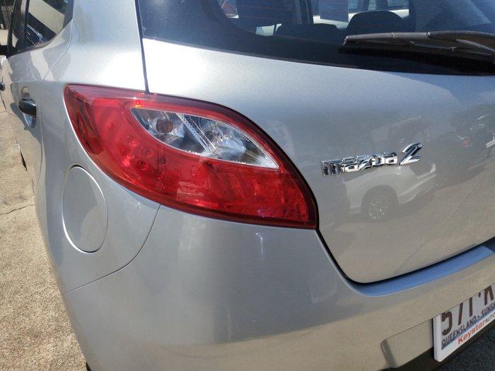 2007 Mazda 2 Neo DE Series 1 Silver