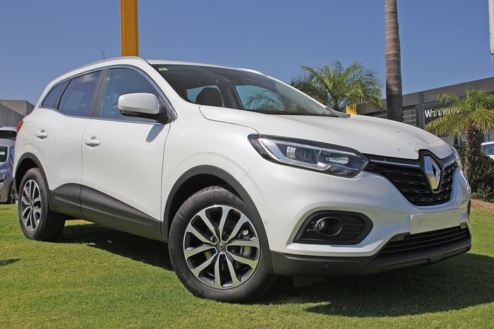 2019 Renault Kadjar Zen XFE White