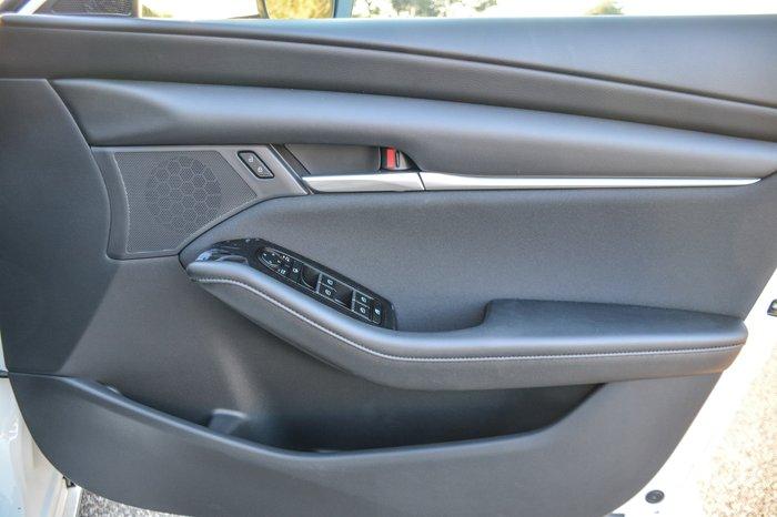 2019 Mazda 3 G20 Pure BP Series White