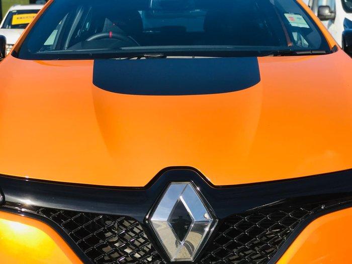 2018 Renault Megane R.S. 280 BFB Orange