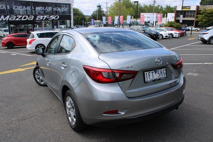 2015 Mazda 2 Neo DL Series Silver