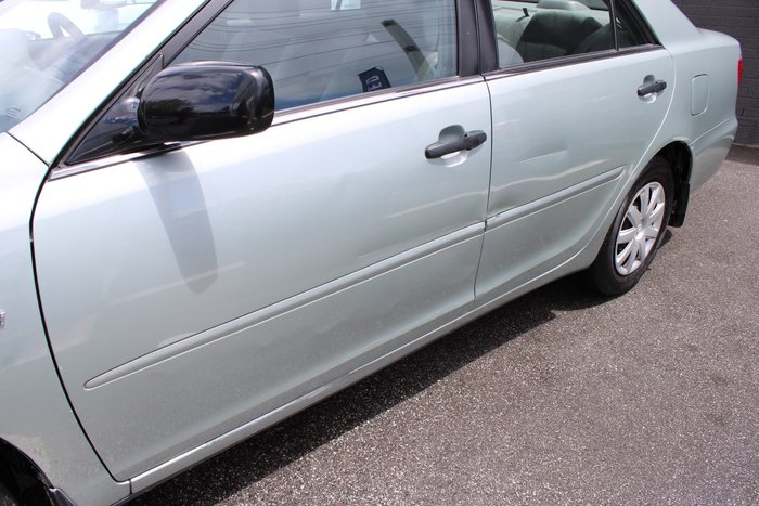 2005 Toyota Camry Altise ACV36R Green