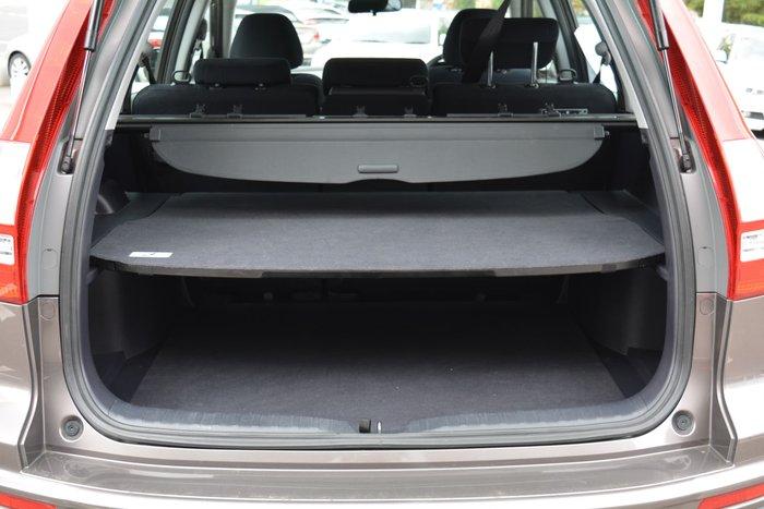 2010 Honda CR-V Sport RE MY10 4X4 On Demand Grey