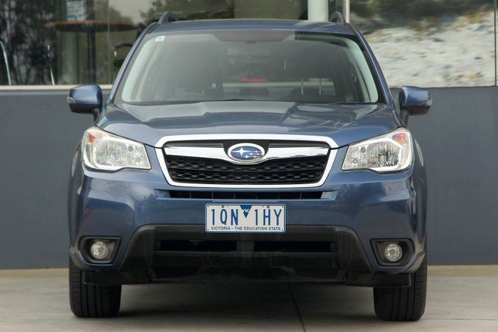2013 Subaru Forester 2.5i-L S4 MY13 Four Wheel Drive Blue