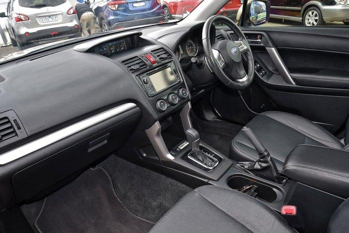 2013 Subaru Forester 2.5i-S S4 MY13 Four Wheel Drive Bronze