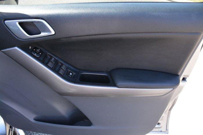 2017 Mazda BT-50 GT UR 4X4 Dual Range Silver