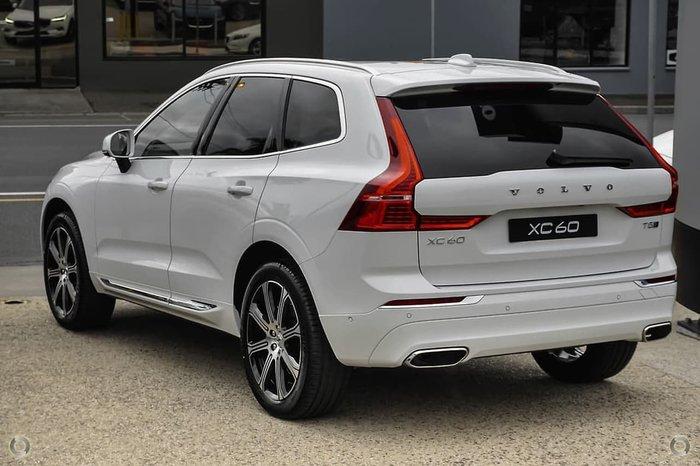 2019 Volvo XC60 T5 Inscription MY19 Four Wheel Drive White
