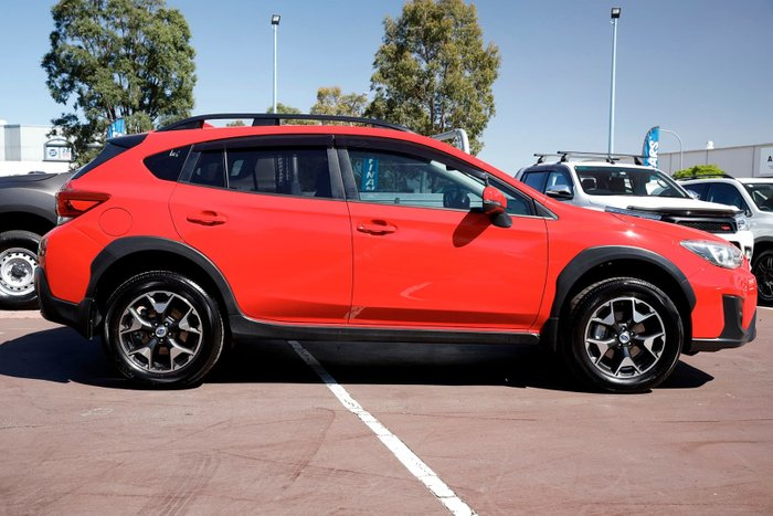 2018 Subaru XV 2.0i-L G5X MY18 Four Wheel Drive Red