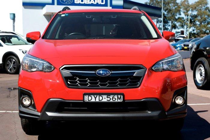 2018 Subaru XV 2.0i-L G5X MY18 Four Wheel Drive Red