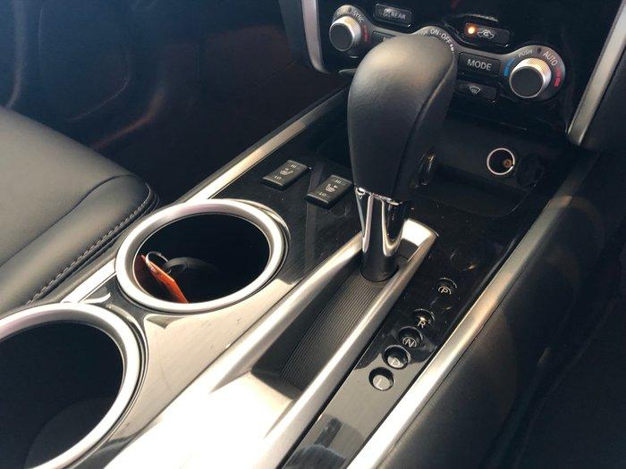 2019 Nissan Pathfinder ST-L R52 Series III MY19 Red