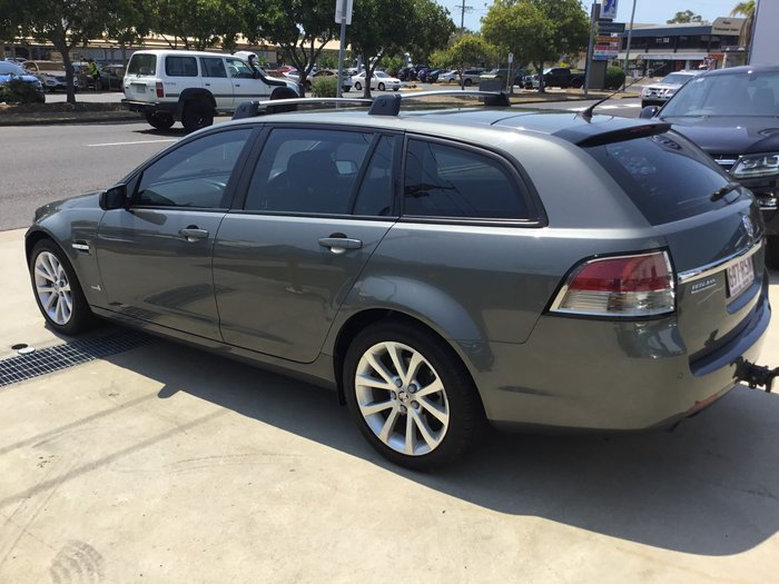 2011 Holden Berlina VE Series II Grey