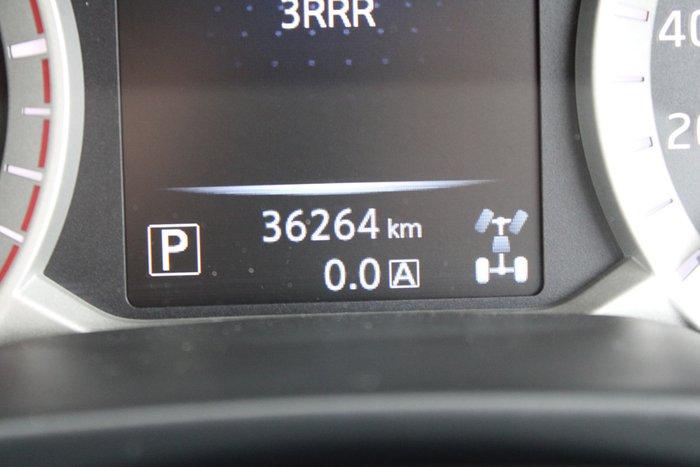 2016 Nissan Navara SL D23 Series 2 4X4 Dual Range White