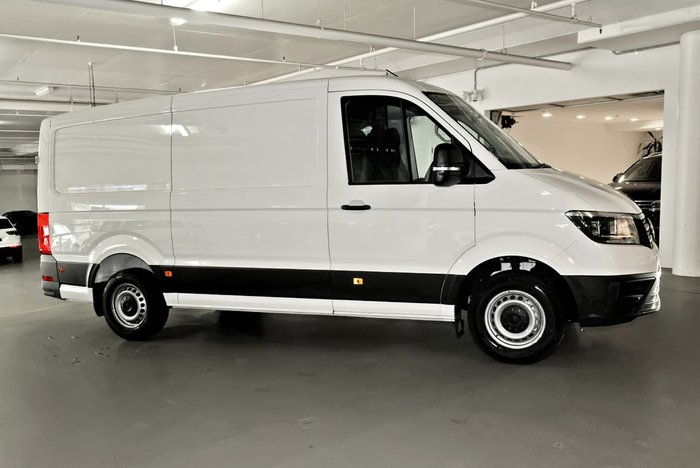2019 Volkswagen Crafter 35 TDI340 Runner SY1 MY19 White