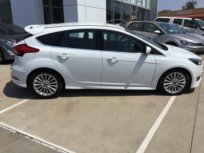 2016 Ford Focus Sport LZ White