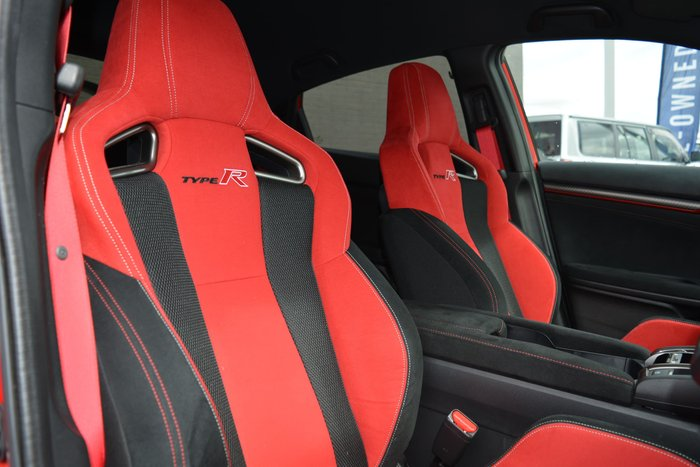2017 Honda Civic Type R 10th Gen MY17 Red