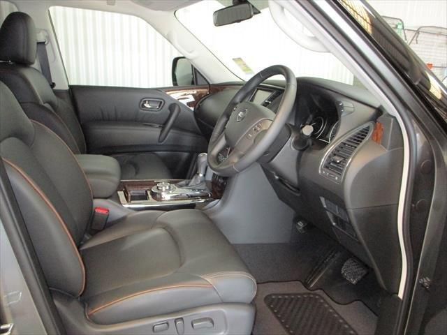 2019 Nissan Patrol