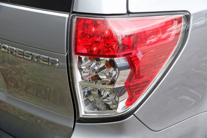 2012 Subaru Forester XS S3 MY12 Four Wheel Drive Silver