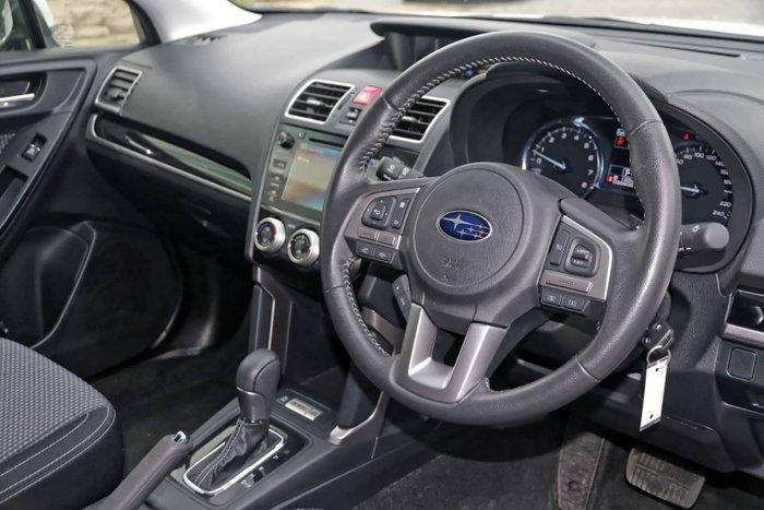 2017 Subaru Forester 2.5i-L S4 MY18 Four Wheel Drive White