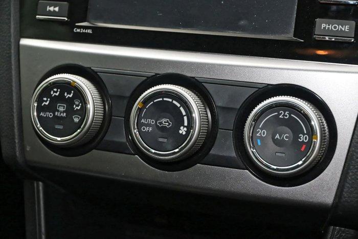 2015 Subaru Impreza 2.0i G4 MY15 Four Wheel Drive White