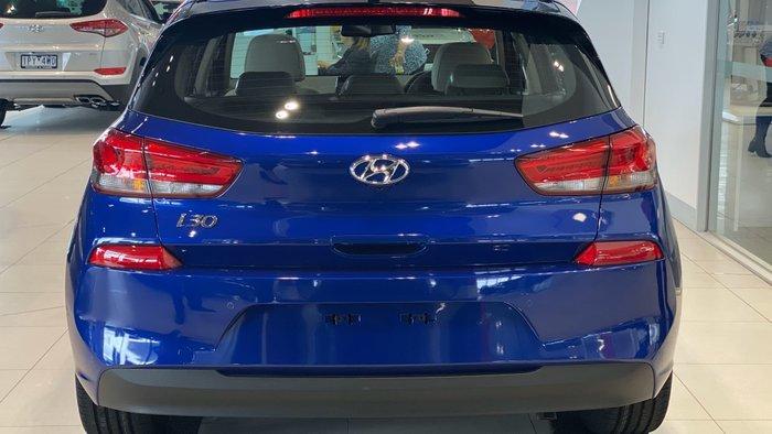 2019 Hyundai i30 Premium PD2 MY20 Blue