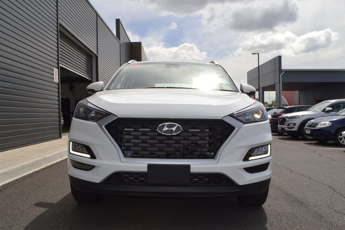2019 Hyundai Tucson Active X TL4 MY20 White