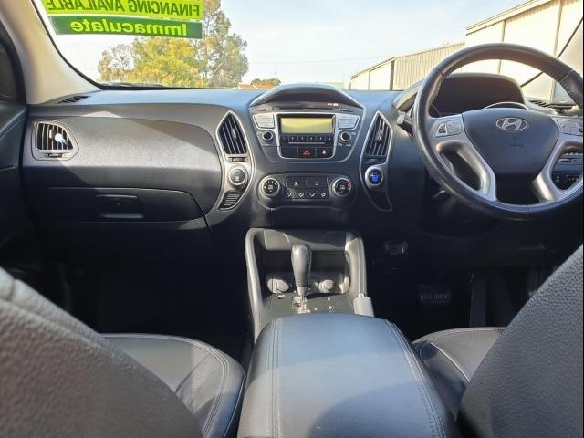 2010 HYUNDAI iX35 ELITE (AWD) LM MY11