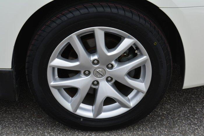 2011 Nissan Maxima 350 Ti J32 White