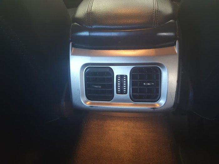 2012 Ford Falcon G6E EcoBoost FG MkII Grey