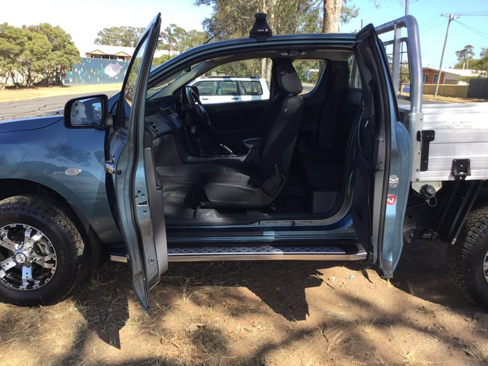 2015 Mazda BT-50 XT UP 4X4 Dual Range Blue