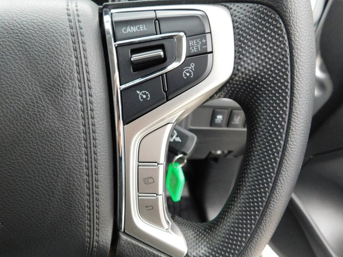 2019 Mitsubishi Triton GLX+ MR MY20 4X4 Dual Range Sterling Silver