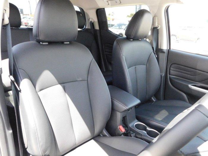 2019 Mitsubishi Triton GLS Premium MR MY20 4X4 Dual Range White Diamond