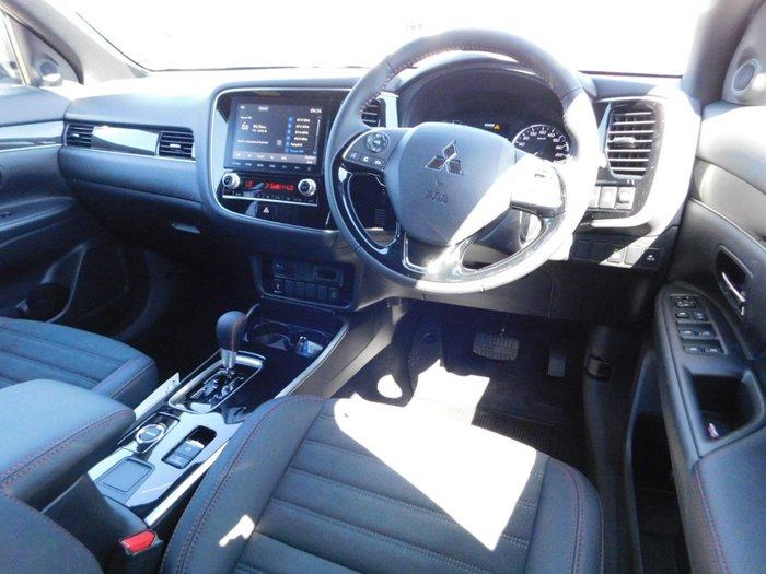 2019 Mitsubishi Outlander Black Edition ZL MY20 4X4 On Demand Starlight