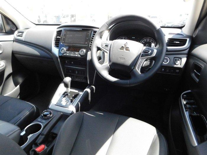 2019 Mitsubishi Triton GLS Premium MR MY20 4X4 Dual Range Graphite Grey
