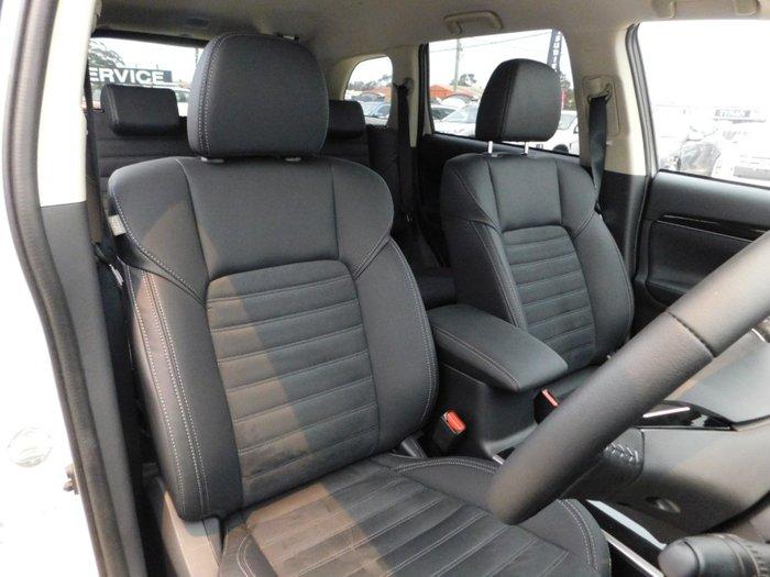 2019 Mitsubishi Outlander LS ZL MY20 White Solid