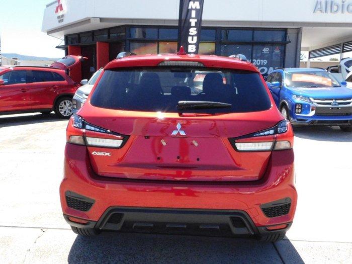2019 Mitsubishi ASX LS XD MY20 Red Diamond