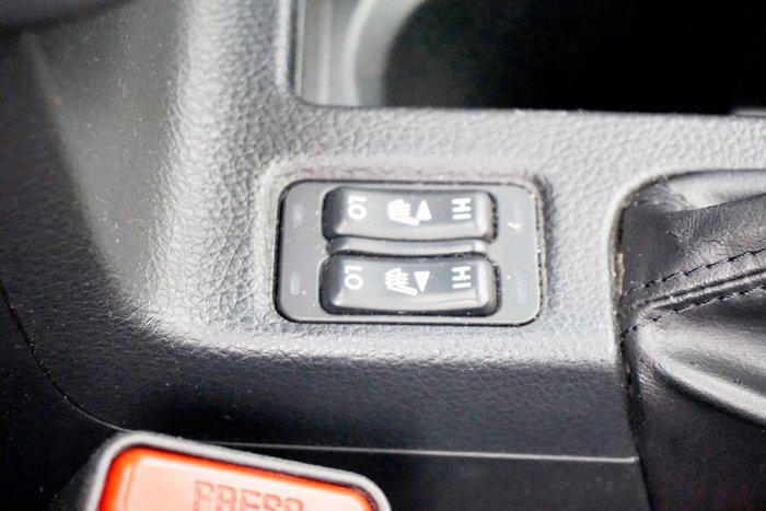 2015 Subaru XV 2.0i-S G4X MY15 Four Wheel Drive Black