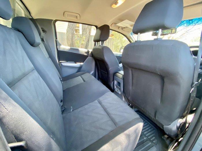 2012 Mazda BT-50 XT UP0YF1 Blue