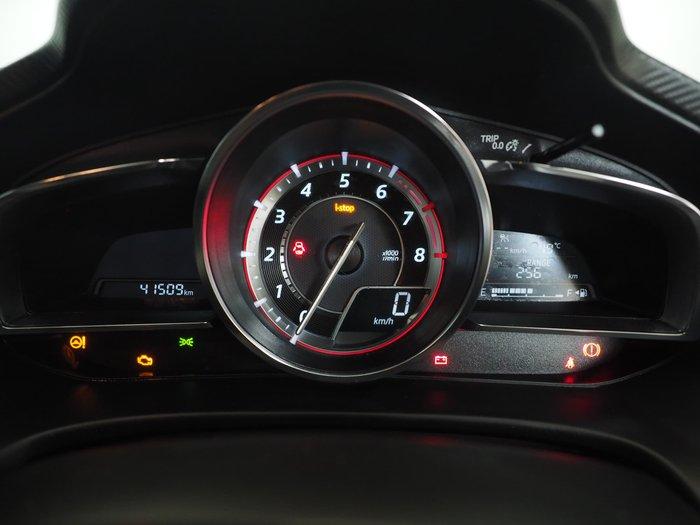 2014 Mazda 3 SP25 BM Series Grey