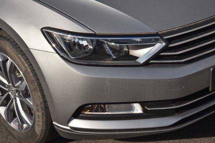 2019 Volkswagen Passat 132TSI B8 MY19 Silver