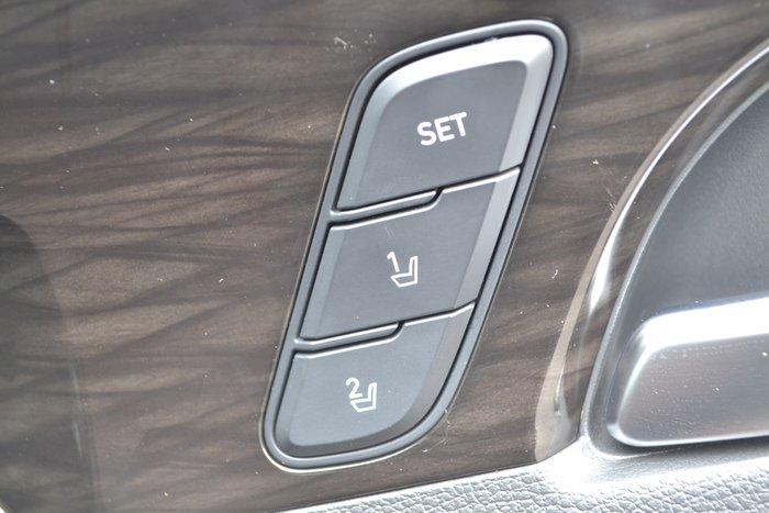 2019 Hyundai Santa Fe Highlander TM.2 MY20 4X4 On Demand White