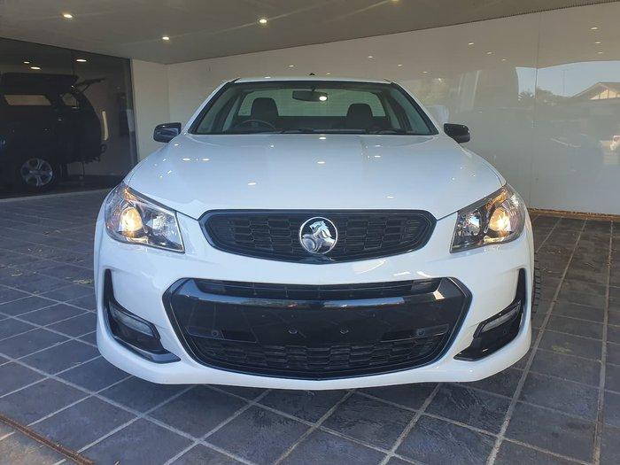 2016 Holden Ute SV6 Black VF Series II MY16 White