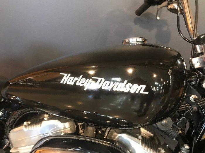 2014 Harley-davidson XL883L SUPER LOW BLACK