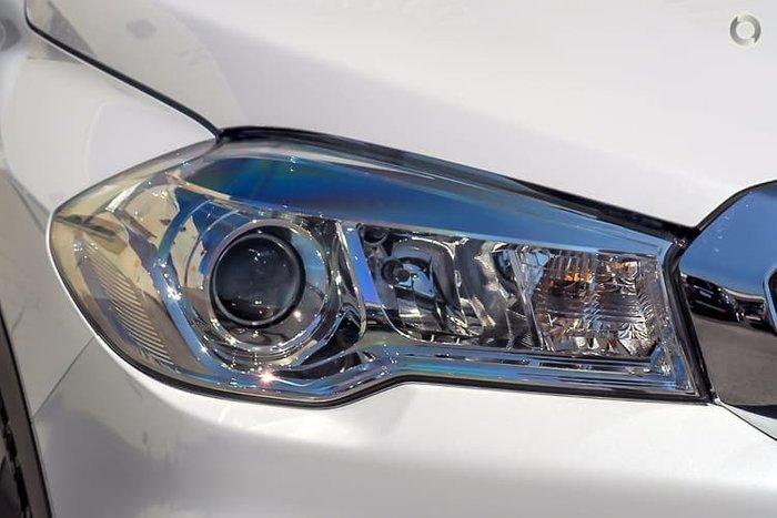 2019 Suzuki S-Cross Turbo JY White