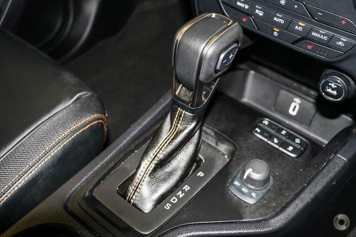 2019 Ford Ranger Wildtrak PX MkIII MY19.75 4X4 Dual Range Grey