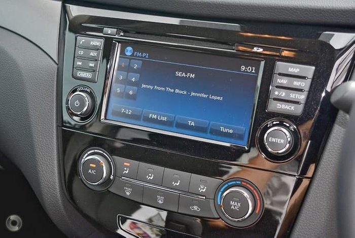 2019 Nissan QASHQAI ST-L J11 Series 2 Grey