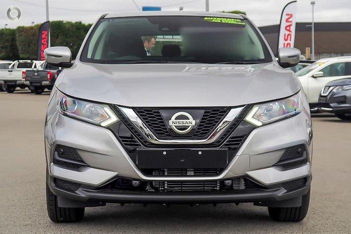 2019 Nissan QASHQAI ST J11 Series 2 Silver