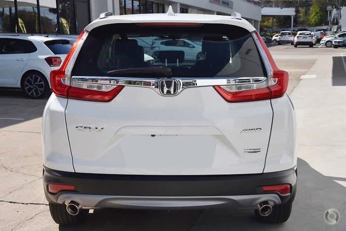 2019 Honda CR-V VTi-S RW MY19 4X4 On Demand White