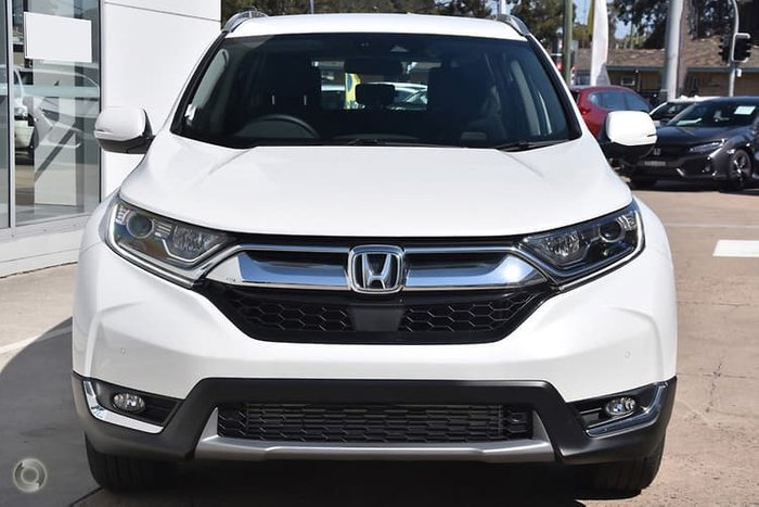 2019 Honda CR-V VTi-S RW MY19 4X4 On Demand White