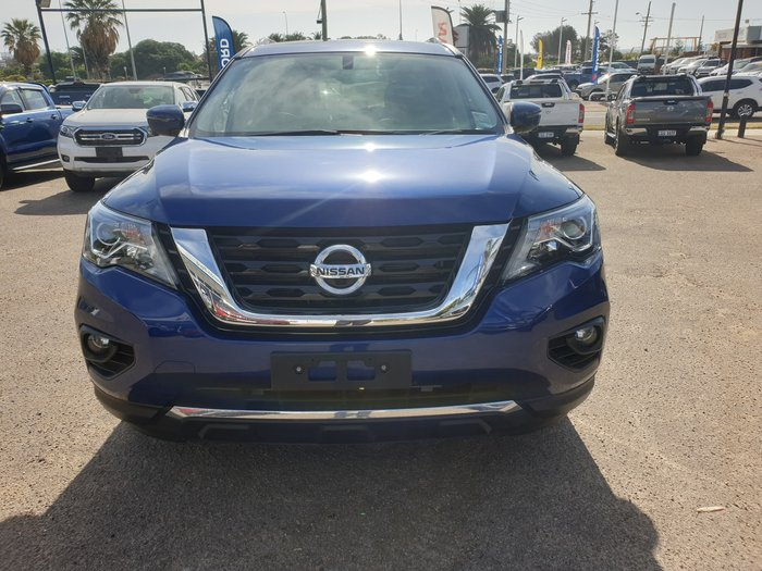 2019 Nissan Pathfinder ST-L R52 Series III MY19 4X4 On Demand Blue